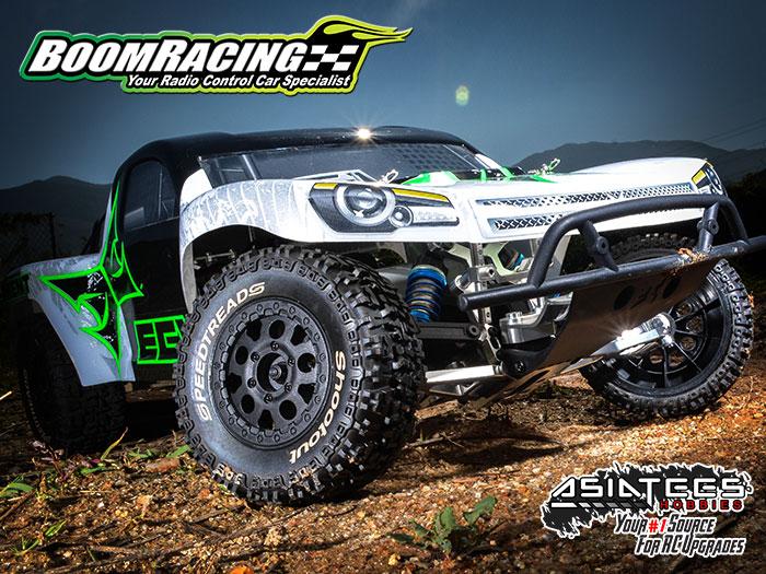 Boom Racing Upgrades For The Ecx Torment Amp Ruckus