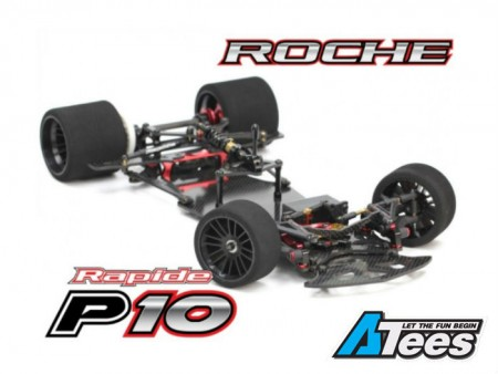 Roche Rapide P10 1/10 200mm Pan Car Kit