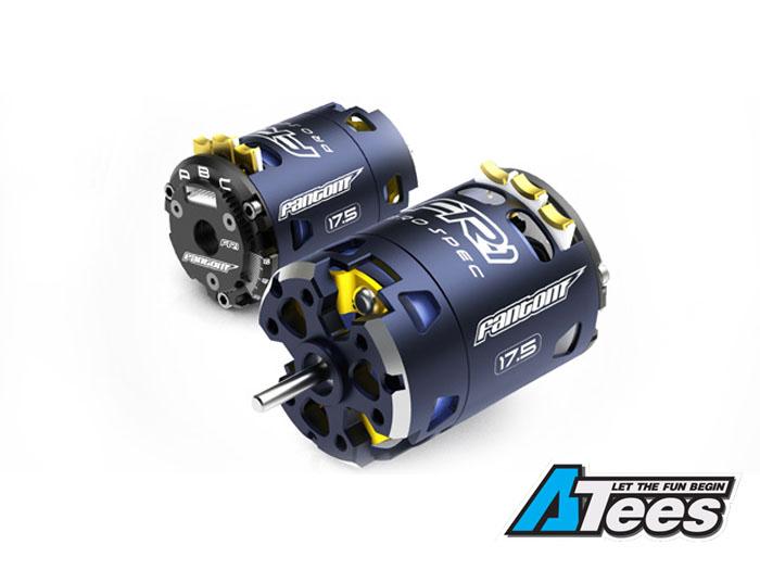 New fantom racing fr 1 540 size brushless motors for Brushless motor ceramic bearings