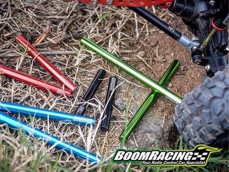 Boom Racing's Threaded Aluminum Links - Endless Customization