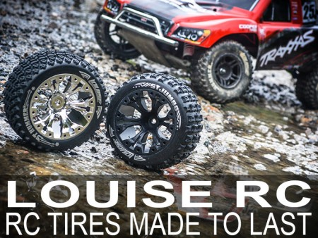[VIDEO] Louise RC Tires Made To Last