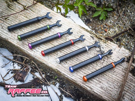 TRC Turnbuckle Wrench Set Available Now