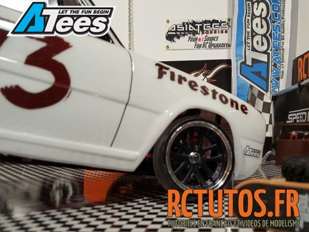 [VIDEO] Unboxing ATees Scale Accessories & Boom Racing D4 Parts