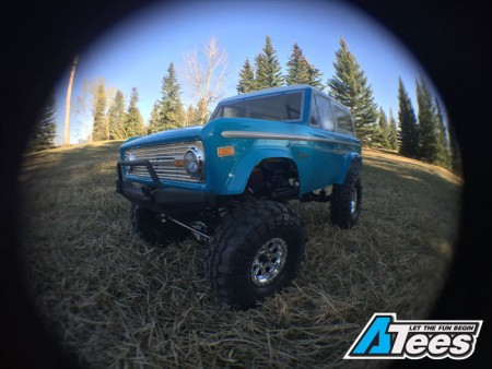 [VIDEO] My New Vaterra Ascender 1972 Ford Bronco