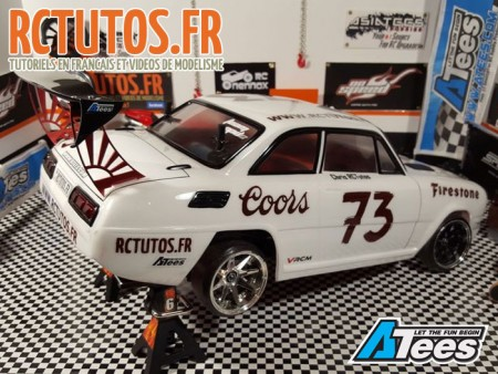 RC Tutos Fr Garage: Pandora RC Isuzu Bellett
