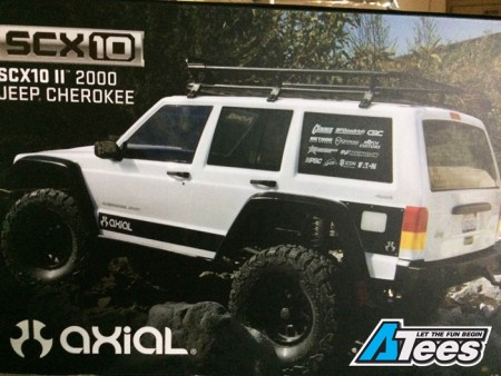 New Axial SCX10 II Picture Leaked?
