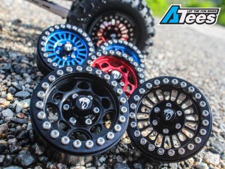 New Boom Racing KRAIT™ Beadlock Wheel Colors Released