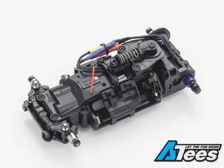 Kyosho Introduces Mini-Z MR-03VE Pro MM2 Chassis Set