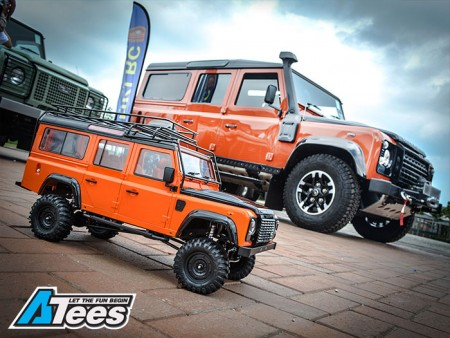 New Defender Station Wagon and Pickup Truck Hard Bodies