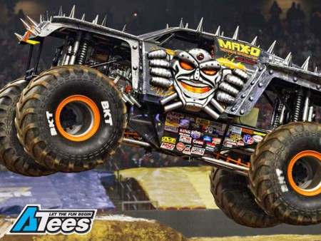 [Video] New Axial Max-D Monster Truck