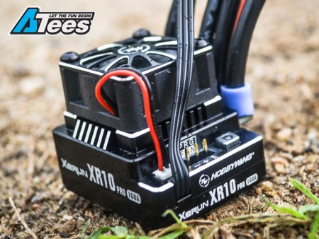 [Video] On How To Waterproof a Hobbywing ESC And Motor