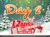 Day 2 of 12 Days of Giveaways