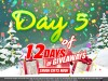Day 5 of 12 Days of Giveaways