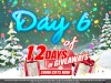Day 6 of 12 Days of Giveaways