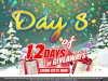 Day 8 of 12 Days of Giveaways