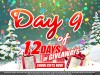 Day 9 of 12 Days of Giveaways