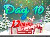 Day 10 of 12 Days of Giveaways