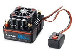 '' 'All' 'XERUN XR8 Plus 150A Brushless Electronic Speed Controller For 1/8 Black'