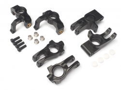 '' 'Apache' 'HPI Apache Performance Combo Package A (Front C-Hub,Front Steering Knuckle,Rear Hub Knuckle) Black'