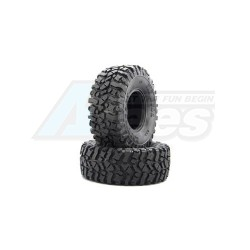 '' 'All' 'Pit Bull RC Rock Beast 1.9inch SCALE RC Crawler Tires w/ Stage Foams 2pcs fit AXIAL wheels [Recon G6 The Fix Certified]'
