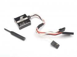 '' 'All' '007 RC Car Gyro RWD Drift Stabilizer w/ Aluminum Case Black'