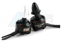 '' 'All' 'Brushless Motor BX1306-3100KV (1 pair of CW & CCW)'