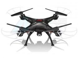'' 'All' 'Syma X5SW Explorers II FPV 2.4G RC Drone Quadcopter 2MP Wifi Camera RTF with 2 x Battery Black'