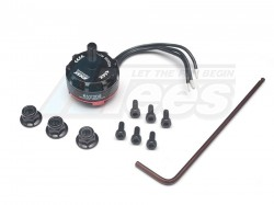 '' 'All' 'EMAX RS2205 KV2300 Racing Edition Multi-Rotor Motor CCW MOTOR-DIRECTION (CW Thread) Red'