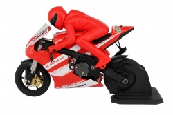 '' 'Cx3-II' 'X-Rider Cx3-II 1/10 RC Motorcycle Brushed 280 Type  Belt Drive with Rear Wheel Built-in Gyro'