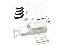 '' 'SCX10' 'XJ Hard Plastic Body Kit - 1 Set Wheelbase 313mm'