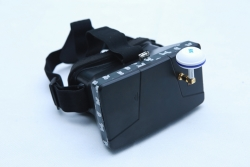 '' 'All' 'FPV Goggle w/4.3 inch LCD Monitor Set'