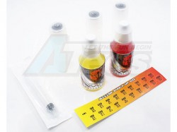 '' 'All' 'Shock Oil Mixing Kit(Complete Set)'