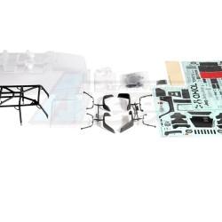 '' 'SCX10' 'Jeep Wrangler Unlimited Rubicon Body Complete Set'