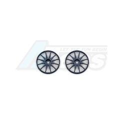 '' 'All' 'Wheel Dish Gnosis H201 Black Plating (2pcs)'