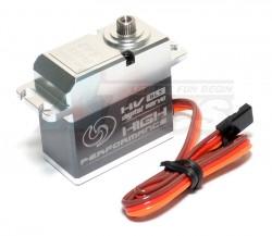 '' 'All' 'Aluminium Cooling Shell Brushless Metal Motor Digital Servo '