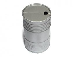 '' 'All' 'Oil Tank 44 Gallon Silver'