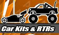 Radio Control Store for Car Kits & RTRs