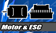 Radio Control Store for Motors & ESCs