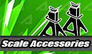 Scale Accessories for Radio Control Cars